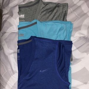 Reg Nike Drifit Legend Bundle (US Size: M)